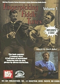 Fingerpicking Fiddle Tunes Volume 1 [With 3 CDs]