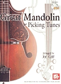 Great Mandolin Picking Tunes with CD Audio