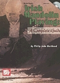 Mel Bay Presents Irish Mandolin Playing A Complete Guide with CD Audio