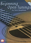Beginning Open Tunings [With CD]