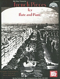 French Pieces for Flute and Piano [With CD]