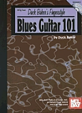 Duck Bakers Fingerstyle Blues Guitar 101 With CD