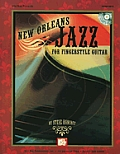 New Orleans Jazz for Fingerstyle Guitar [With CD]