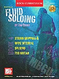 Fluid Soloing, Book 4: String Skipping & Wide Interval Soloing for Guitar [With CD (Audio)]