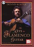 Mel Bay Presents The Keys to Flamenco Guitar