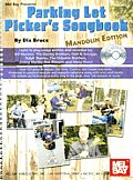 Parking Lot Pickers Songbook Mandolin Edition With 2 CDs
