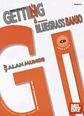 Getting Into Bluegrass Banjo [With CD]