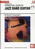 A Practical Guide to Jazz Band Guitar [With CD]