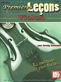 Premieres Lecons: Violon [With CD]
