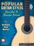 Popular Guitar Styles, Samba & Bossa Nova [With CD]