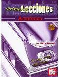 First Lessons Harmonica, Spanish Edition Book/CD Set