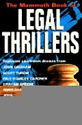 Mammoth Book Of Legal Thrillers