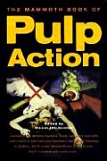 Mammoth Book Of Pulp Action