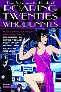 The Mammoth Book of Roaring Twenties Whodunnits Cover