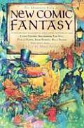 Mammoth Book of New Comic Fantasy Fourth All New Collection