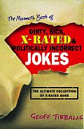 The Mammoth Book of Dirty, Sick, X-Rated and Politically Incorrect Jokes (Mammoth Book of) Cover