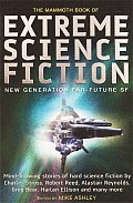 Mammoth Book of Extreme Science Fiction Cover