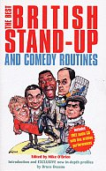 The Best British Stand-Up and Comedy Routines with CD (Audio)
