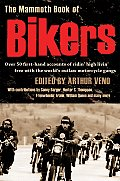 Mammoth Book Of Bikers