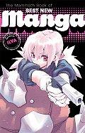 Mammoth Book Of Best New Manga