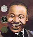 Martins Big Words The Life of Dr Martin Luther King Jr