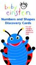 Baby Einstein Numbers & Shapes Discovery Cards