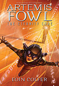 Artemis Fowl 03 Eternity Code Cover
