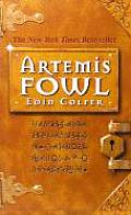 Artemis Fowl #01: Artemis Fowl Cover