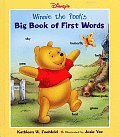 Winnie the Pooh's Big Book of First Words