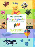 My Very First Encyclopedia with Winnie the Pooh and Friends: Nature (Disney Learning)