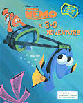 Finding Nemo A 3 D Adventure With Pop Up
