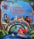 Disney 5 Minute Stories Friendship
