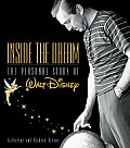 Inside the Dream: The Personal Story of Walt Disney Cover