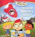 Little Einsteins Mission Wheres June