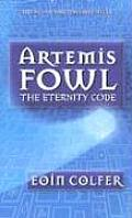 Artemis Fowl: The Eternity Code (Artemis Fowl #03) Cover