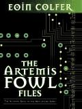 The Artemis Fowl Files Cover