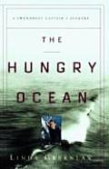 The Hungry Ocean: A Swordboat Captain's Journey Cover