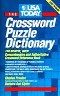 Usa Today Crossword Puzzle Dictionary: the Newest Most Authorative Reference Book