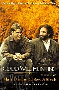 Good Will Hunting a Screenplay Cover
