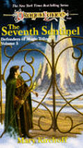 Dragonlance Saga Novel: Defenders of the Magic Trilogy #03: The Seventh Sentinel