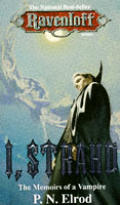 I, Strahd: The Memoirs of a Vampire (Ravenloft Books) Cover