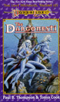 Dragonlance Saga Novel: The Lost Histories #03: The Dargonesti Cover