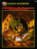 AD&D 2nd Edition Players Handbook