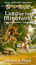 Dragonlance Saga Novel: The Lost Histories #04: Land of the Minotaurs Cover