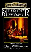 Murder In Cormyr by Chet Williamson