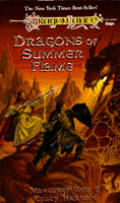 Dragons Of Summer Flame dragonlance Chronicles 4