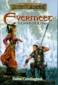 Evermeet :Island Of Elves by Elaine Cunningham