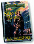 The Silent Blade (Forgotten Realms) Cover