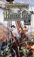 Forgotten Realms Novel: Threat From The Sea #1: The Rising Tide by Mel Odom