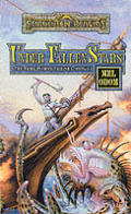 Forgotten Realms Novel: Threat From The Sea #02: Under Fallen Stars by Mel Odom